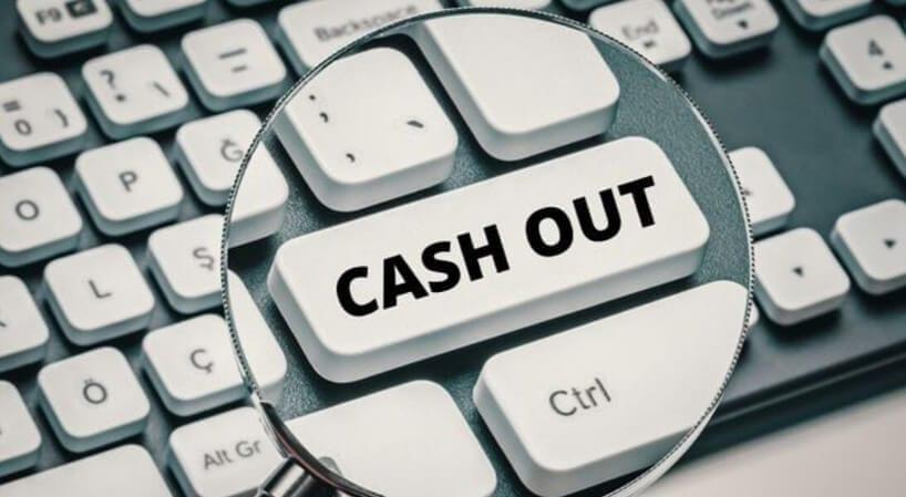 Čo je to cash out/vyplatenie? Ako to funguje?
