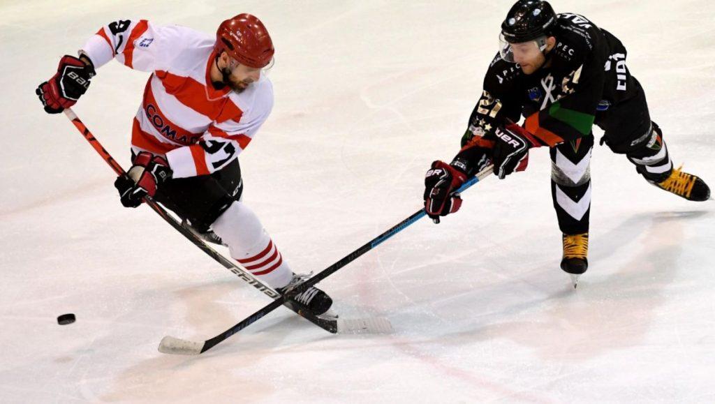 Stávkovanie na hokejové zápasy