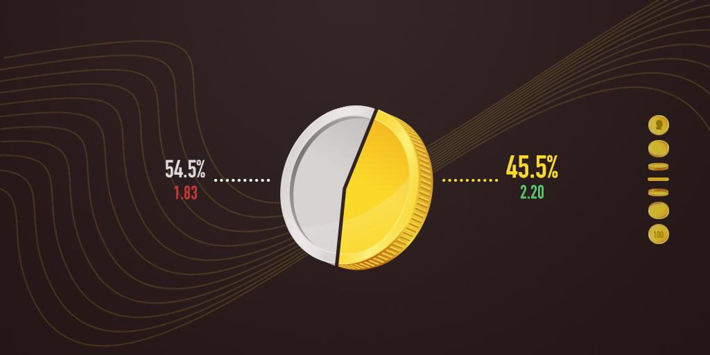 Tipovacia stratégia value betting – hľadajte hodnotný kurz
